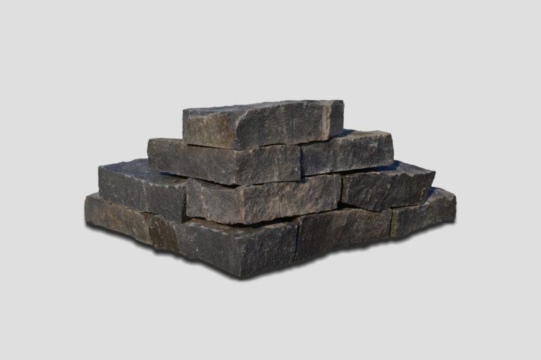 Kamień murowy czarny SZWED miniatura