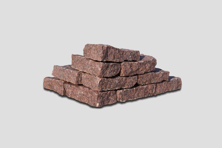 Kamień murowy czerwony VANGA miniatura