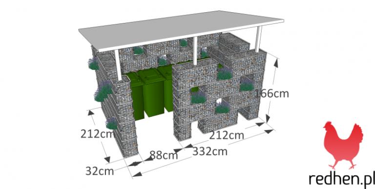 Mała Architektura Gabionowa 6